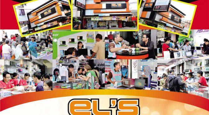 Lowongan Kerja EL'S Computer Solo Sampai 31 Oktober 2016